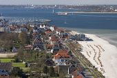 foto of labo  - Laboe and the Kieler F - JPG