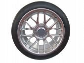Car Luxury Wheel And Rim