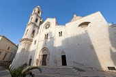 Bitetto (bari, Puglia, Italy) - Old Cathedral In Romanesque Style