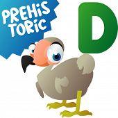 Prehistoric Animals: D is for Dodo