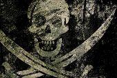 Vintage pirate