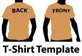 T-Shirt Template 2