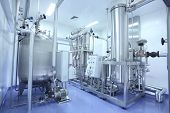 pic of manufacturing  - manufacturing facility in pharmaceutical factory - JPG