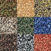 Vector Camouflage texture set