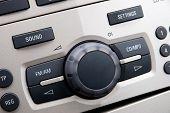 Car Audio Control System