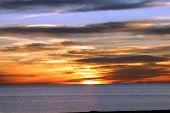 Sunrise On The Gulf