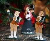 Christmas Caroler Ornaments