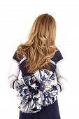 Cheerleader Back