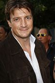 LOS ANGELES - JUNE 16: Nathan Fillion at the premiere of 'Entourage' held at Paramount Studios on June 16, 2010 in Los Angeles, California