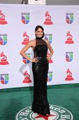 LOS ANGELES - NOV 10:  Blanca Soto arrives at the 12th Annual Latin GRAMMY Awards at Mandalay Bay on November 10, 2011 in Las Vegas, NV
