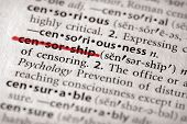 Dictionary Series - Miscellaneous: Censorship Censored