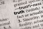 Dictionary Series - Philosophy: Truth