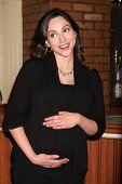 Los Angeles Mär 24: Eden Riegel an den jungen & unruhig 38. Jahrestag am Set Presse Partei bei c