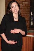 LOS ANGELES - 24 Mär: Eden Riegel an den jungen & unruhig 38. Jahrestag am Set Presse-Party bei C