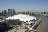 Millennium Dome, Greenwich, London