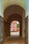 Landskrona Citadel Entrance