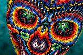 Bead Skull Eyes
