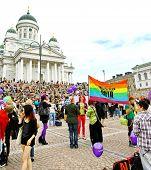 Helsinki Pride Gay Parade