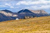 Sightseen in Svalbard Island