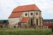 Old cistercian church from Carta