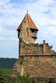 Bells tower from Carta