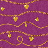 Golden Chains Pattern