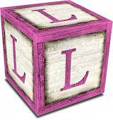 Alpha Block L Pink