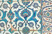 White Iznik Tiles0001