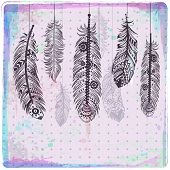 image of dream-catcher  - Ethnic Dream catcher - JPG