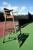 Tennis Judge's Chair