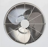 Air Conditioner Condenser Fan.