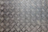 Aluminium Tread Plate background