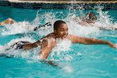 Swim To Win in Family