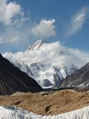 K2 Im Karakorum, Pakistan