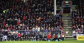 Super Rugby Game Spectators