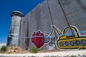 Muro de separación israelí