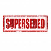 Superseded-stamp