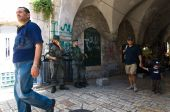 Israeli Soldiers In Jerusalem