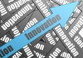 Innovation arrow