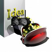 idea generates income