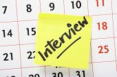 Interview Reminder