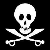 Jolly Roger Flag