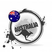 stamp Australia