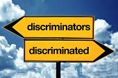 Discriminators And Discriminated