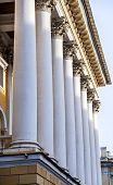 lexandrinsky Theatre in St Petersburg
