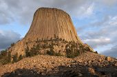 picture of sea-scape  - Wyoming, USA