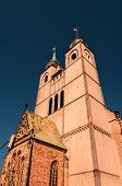 Church Of Saint Jochannis, Jochanniskirche, Magdeburg, Germany