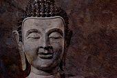 Ancient Buddha Face, Ayutthaya, Thailand