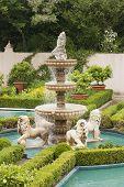 Italian Renaissance Garden Fountain