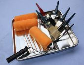 A painter and decorators equipment